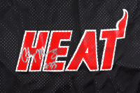Alonzo Mourning Signed Heat Jersey (JSA COA) at PristineAuction.com