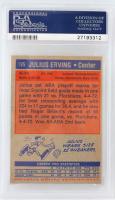 Julius Erving 1972-73 Topps #195 RC (PSA 9) at PristineAuction.com