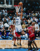 Nick Anderson Signed Warriors 16x20 Photo (PSA COA) at PristineAuction.com