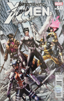 "Stan Lee Signed 2012 ""Astonishing X-Men"" Issue #50 Marvel Comic Book (Lee COA) at PristineAuction.com"