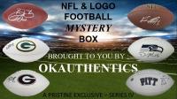OKAUTHENTICS NFL & LOGO Football Mystery Box Series IV at PristineAuction.com
