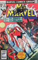 "Stan Lee Signed 1977 ""Ms. Marvel"" Issue #12 Marvel Comic Book (Lee COA) at PristineAuction.com"