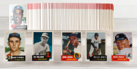 1991 Topps Archives 1953 Complete Set of (330) with #317 Hank Aaron, #244 Willie Mays, #82 Mickey Mantle at PristineAuction.com