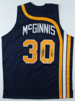 """George McGinnis Signed Jersey Inscribed """"HOF 2017"""" (PSA COA) (See Description) at PristineAuction.com"""