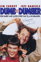 "Jeff Daniels Signed ""Dumb and Dumber"" 12x18 Photo (Beckett COA) at PristineAuction.com"