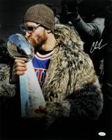 Chris Long Signed Eagles 16x20 Photo (JSA COA) at PristineAuction.com
