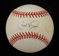 Cal Ripken Jr. Signed OAL Baseball (PSA COA) (See Description) at PristineAuction.com