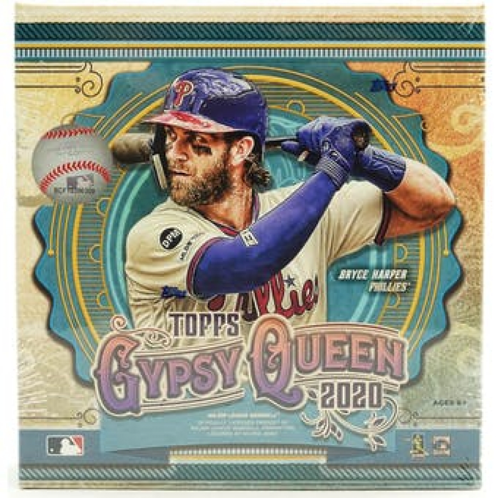 2020 Topps Gypsy Queen Mega Box with (10) Packs at PristineAuction.com