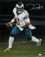 Jalen Hurts Signed Eagles 16x20 Photo (JSA COA) at PristineAuction.com