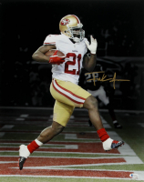 Frank Gore Signed 49ers 16x20 Photo (Beckett COA) at PristineAuction.com