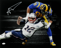 Aaron Donald Signed Rams 16x20 Photo (JSA COA) at PristineAuction.com