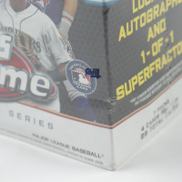 2020 Topps Chrome Update Series Baseball Mega Box with (7) Packs (See Description) at PristineAuction.com