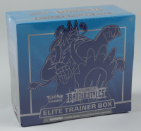 Pokemon TCG: Sword & Shield Battle Styles Elite Trainer Box with (8) Booster Packs at PristineAuction.com