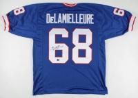 "Joe DeLamielleure Signed Jersey Inscribed ""HOF '03"" (Beckett Hologram) (See Description) at PristineAuction.com"
