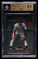 Derek Jeter 1995 SP Championship Die Cuts #20 (BGS 9.5) at PristineAuction.com