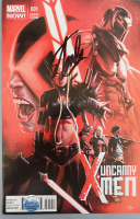 """Stan Lee Signed 2013 """"Uncanny X-Men"""" Issue #1 Gabrielle DellOtto Variant Marvel Comic Book (Lee COA) at PristineAuction.com"""