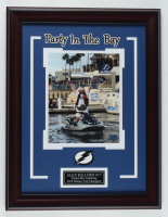 "Alex Killorn Signed Lightning 17x23 Custom Framed Photo Display Inscribed ""Party In The Bay!"" (Killorn COA) at PristineAuction.com"
