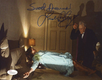 """Linda Blair Signed """"The Exorcist"""" 8x10 Photo Inscribed """"Sweet Dreams!"""" (JSA COA) at PristineAuction.com"""