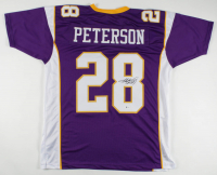 Adrian Peterson Signed Jersey (Beckett COA) at PristineAuction.com