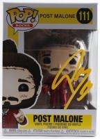 Post Malone Signed #111 Funko Pop! Rocks Vinyl Figure (JSA COA) (See Description) at PristineAuction.com