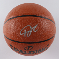 Giannis Antetokounmpo Signed NBA Game Ball Series Basketball (Beckett COA) at PristineAuction.com