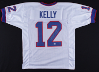 """Jim Kelly Signed Jersey Inscribed """" Last To Wear 12"""" (JSA COA) at PristineAuction.com"""