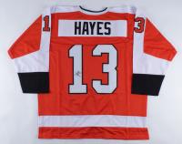 Kevin Hayes Signed Jersey (JSA COA) (See Description) at PristineAuction.com