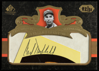 Carl Hubbell 2007 SP Legendary Cuts Enshrinement Cuts #CH / 31 at PristineAuction.com