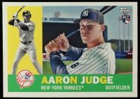 Aaron Judge 2017 Topps Archives #62 RC at PristineAuction.com