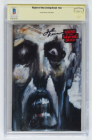 "John A. Russo Signed Vintage 1991-92 ""Night Of the Living Dead"" Issue #1 Fantaco Enterprises Comic Book (Beckett Encapsulated) at PristineAuction.com"