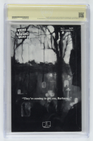 """John A. Russo Signed Vintage 1991-92 """"Night Of the Living Dead"""" Issue #1 Fantaco Enterprises Comic Book (Beckett Encapsulated) at PristineAuction.com"""