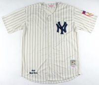 Yogi Berra Signed Yankees Jersey (PSA Hologram) at PristineAuction.com