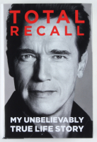 "Arnold Schwarzenegger Signed ""Total Recall: My Unbelievably True Life Story"" Hardcover Book (PSA Hologram) at PristineAuction.com"