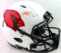 Kyler Murray Signed Cardinals Full-Size Authentic On-Field Lunar Eclipse Alternate Speed Helmet (Beckett COA) at PristineAuction.com