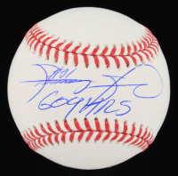 "Sammy Sosa Signed OML Baseball Inscribed ""609 HRs"" (Beckett COA) at PristineAuction.com"