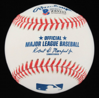 "Sammy Sosa Signed OML Baseball Inscribed ""609 HRs"" (Beckett COA) at PristineAuction.com"