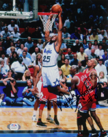 Nick Anderson Signed Magic 8x10 Photo (PSA COA) at PristineAuction.com