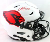 Kyler Murray Signed Cardinals Full-Size Authentic On-Field Lunar Eclipse Alternate SpeedFlex Helmet (Beckett COA) at PristineAuction.com