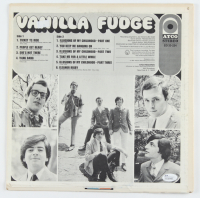 "Vanilla Fudge ""Vanilla Fudge"" Vinyl Record Album Signed by (4) with Mark Stein, Vince Martell, Tim Bogert & Carmine Appice (JSA COA) (See Description) at PristineAuction.com"