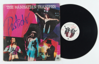 "Alan Paul Signed The Manhattan Transfer ""Pastiche"" Vinyl Record Album (JSA COA) at PristineAuction.com"