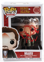 "Daniel Stern Signed ""Home Alone"" #493 Marv Funko Pop! Vinyl Figure Inscribed ""Marv"" (Beckett COA) at PristineAuction.com"