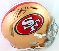 Patrick Willis Signed 49ers Full-Size Authentic On-Field Speed Helmet (Beckett COA) at PristineAuction.com