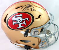 Patrick Willis Signed 49ers Full-Size Authentic On-Field SpeedFlex Helmet (Beckett COA) at PristineAuction.com