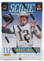 2020 Panini Score Football Blaster 11-Pack Box of (132) Cards at PristineAuction.com
