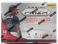 2020 Panini Prizm Baseball Blaster Box with (6) Packs (See Description) at PristineAuction.com