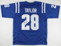 Jonathan Taylor Signed Jersey (Beckett COA) at PristineAuction.com