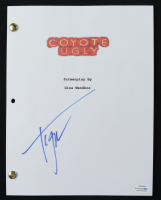 "Tyra Banks Signed ""Coyote Ugly"" Full Script (AutographCOA COA) at PristineAuction.com"