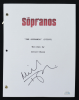 "Michael Imperioli Signed ""The Sopranos"" Full Script (AutographCOA COA) at PristineAuction.com"