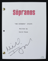 "Michael Imperioli Signed ""The Sopranos"" Full Script (AutographCOA COA) at PristineAuction.com"