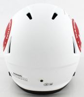 "Terry McLaurin Signed Washington Full-Size Lunar Eclipse Alternate Speed Helmet Inscribed ""Scary Terry"" (Beckett Hologram) at PristineAuction.com"